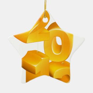 2013 decoraciones del Año Nuevo Ornatos
