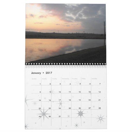 ~ 2013 del ~ del calendario de la puesta del sol