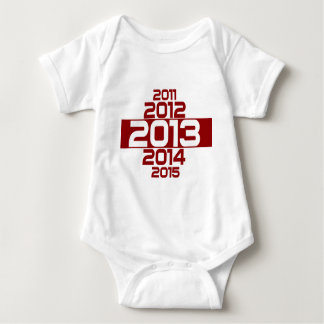 2013 design baby bodysuit