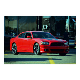 2013 Dodge Charger poster