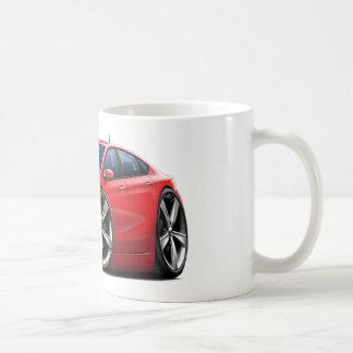 2013 Dodge Dart Red Car Coffee Mug