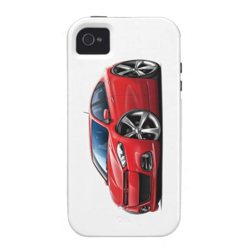 2013 Dodge Dart Red Car iPhone 4 Cover