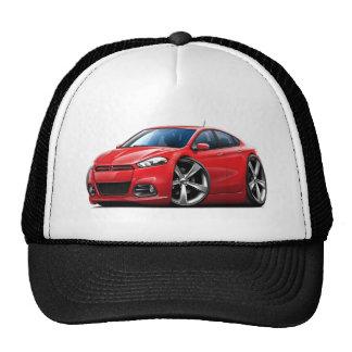 2013 Dodge Dart Red Car Trucker Hat