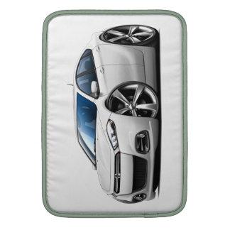 2013 Dodge Dart White Car Sleeves For MacBook Air
