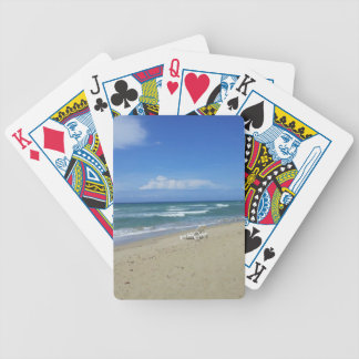 2013 DOMINICAN REPUBLIC HIDEAWAY BEACH PHOTOGRAPHY BICYCLE PLAYING CARDS