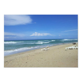 2013 DOMINICAN REPUBLIC HIDEAWAY BEACH PHOTOGRAPHY CARD