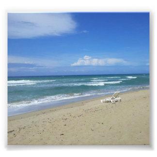 2013 DOMINICAN REPUBLIC HIDEAWAY BEACH PHOTOGRAPHY PHOTO PRINT