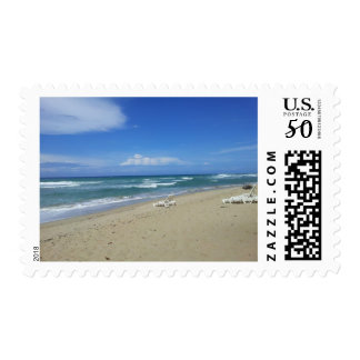 2013 DOMINICAN REPUBLIC HIDEAWAY BEACH PHOTOGRAPHY POSTAGE