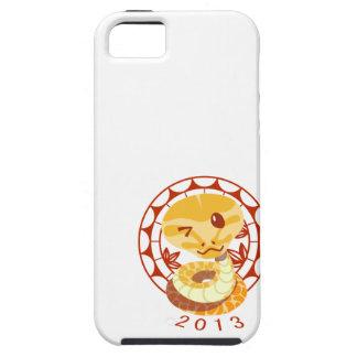 2013 el año de serpiente iPhone 5 Case-Mate funda