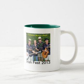 2013 Elderly Brothers Band Commemorative Mug