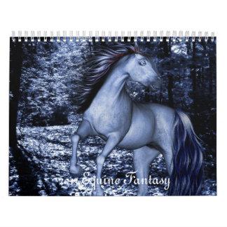 2013 Equine Fantasy Calendar