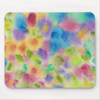 2013 Floral Happiness Mouse Pad