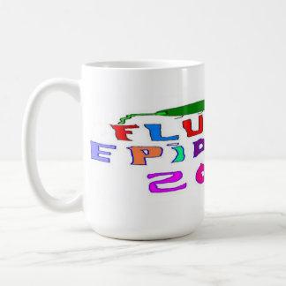 2013 Flu Bug Mug