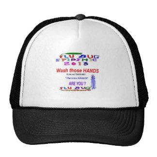 2013 Flu Survivor Trucker Hats