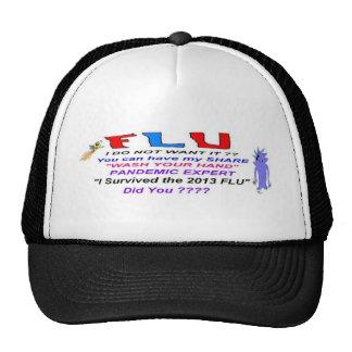 2013 Flu Survivor Trucker Hat