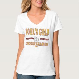 2013 Fool's Gold Cheerleader T-shirt