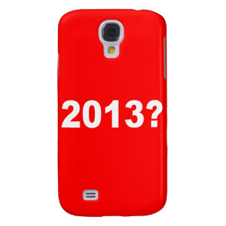 2013? GALAXY S4 COVER
