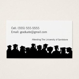 2013 Graduation Customized Name Card