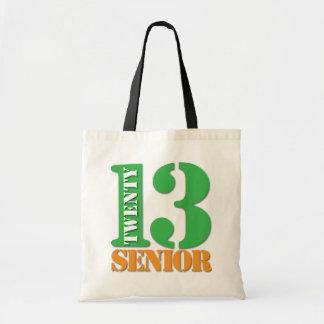 2013 Graduation Senior : Bag