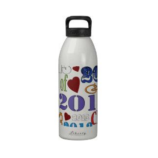 2013 Graduation Reusable Water Bottles