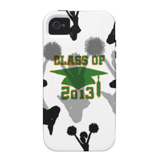 2013 green gold vibe iPhone 4 cases