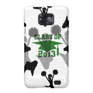 2013 green silver samsung galaxy s2 cases