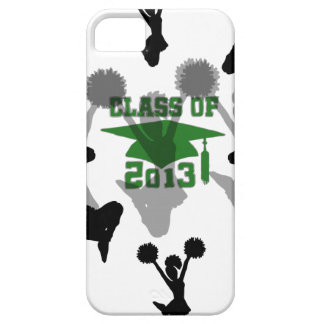 2013 green silver iPhone 5 case