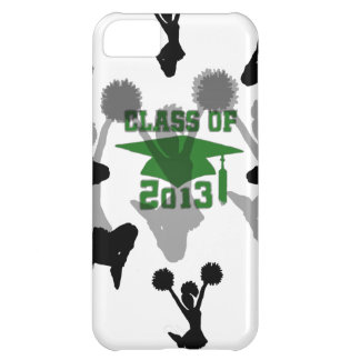 2013 green silver iPhone 5C cover
