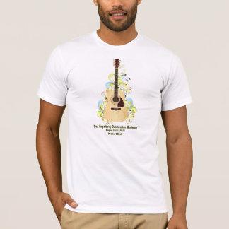 2013 Guitar Design Mens Tee