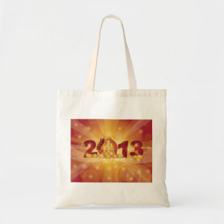 2013 Happy Chinese New Year Snake Bag