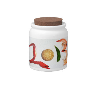 2013 happy new year asian chinese candy jar