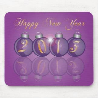 2013 Happy New Year Mousepad