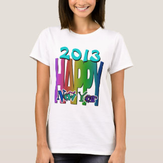 2013 Happy New Year T-Shirt