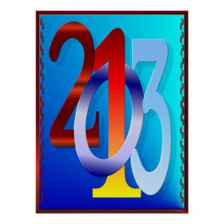 2013-Happy New Years Poster