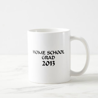2013 Home School Graduation Coffee Mug