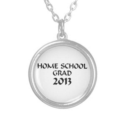 2013 Home School Graduation Necklaces