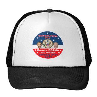 2013 inaugural gorra
