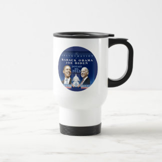2013 inaugural tazas de café