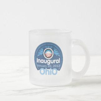 2013 inaugural taza de cristal