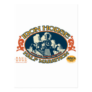 2013 Iron Horse Half Marathon Postcard