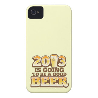 2013 is going to be a GOOD BEER! (new year parody) Case-Mate iPhone 4 Case