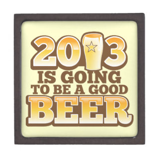2013 is going to be a GOOD BEER! (new year parody) Premium Gift Box
