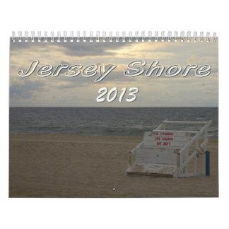 2013 Jersey Shore Calendar