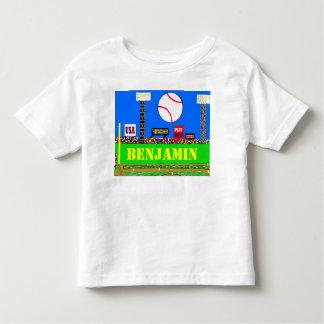 2013 Kids Sport  Personalized Baseball Tshirt Gift