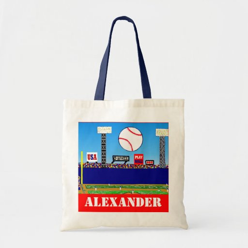 2013 sports baseball book bag gift zazzle