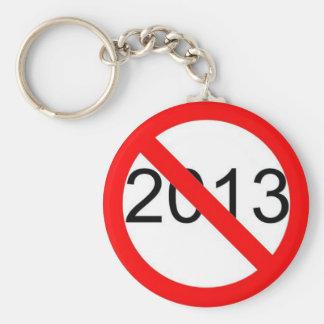 2013 LLAVERO REDONDO TIPO PIN