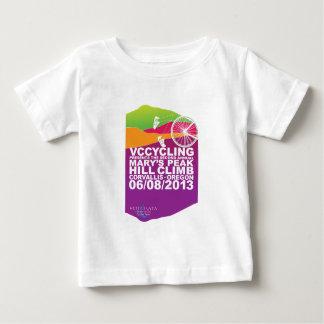 2013 Mary's Peak Hill Climb Baby T-Shirt