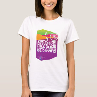 2013 Mary's Peak Hill Climb T-Shirt