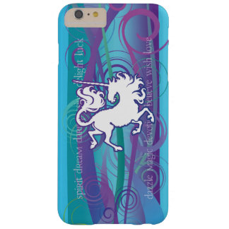 2013 Mink Tech Inspirational Unicorn 6/6 Plus Barely There iPhone 6 Plus Case