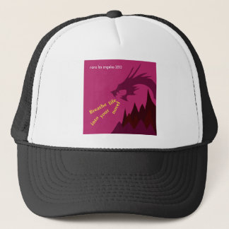 2013 NaNoLA - Breathe Life into Your Novel Trucker Hat